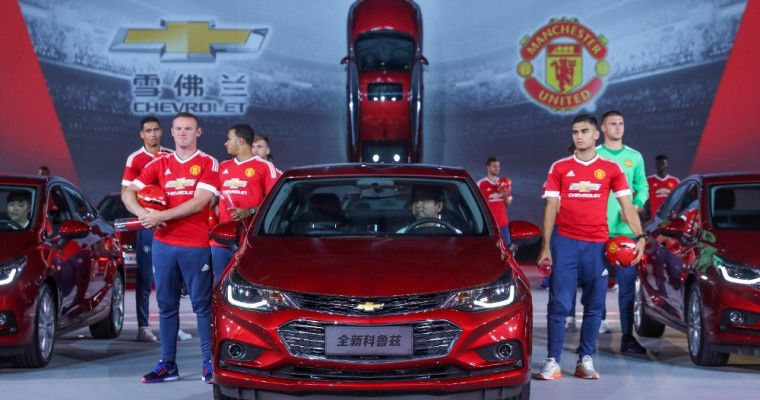 GM Finally Introduces New Chevy Cruze to Chinese Market