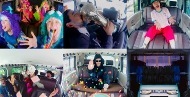 Nissan Cube Photo Booth Rolls Out in Japan