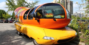 Boy Wears Hot Dog Costume for Picture Day, Gets a Wienermobile Visit