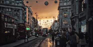 London Plans to Make Oxford Street Shopping Area Vehicle-Free by 2020