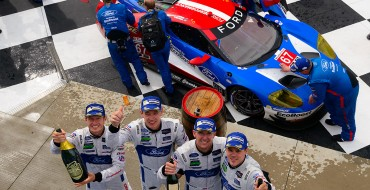 Ford Chip Ganassi Racing Gets Second Straight Double-Podium at Six Hours of The Glen