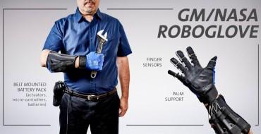 "GM and NASA's ""Power"" Glove Licensed to Swedish Medtech Company Bioservo"