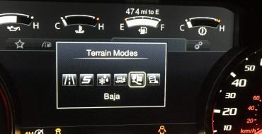 Ford Details F-150 Raptor's Six Terrain Modes