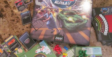 'Road Kill Rally' Board Game Review: Messy, Morbid Mayhem
