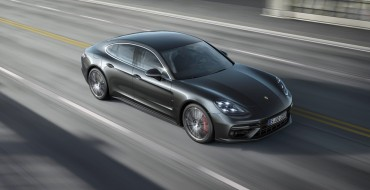 The Redesigned 2017 Porsche Panamera Will Leave You Flabbergasted