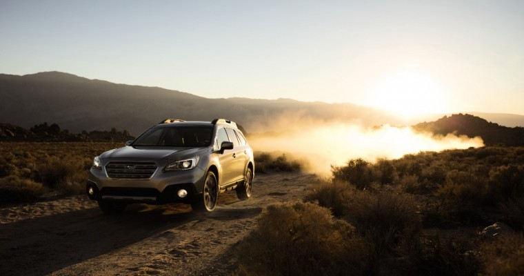 2017 Subaru Outback Overview