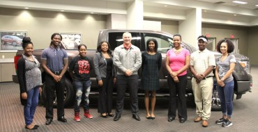 Nissan's Titans Of Tomorrow Scholarship Winners Announced