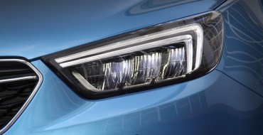 Opel Mokka X, Zafira Tourer Get Optional AFL LED