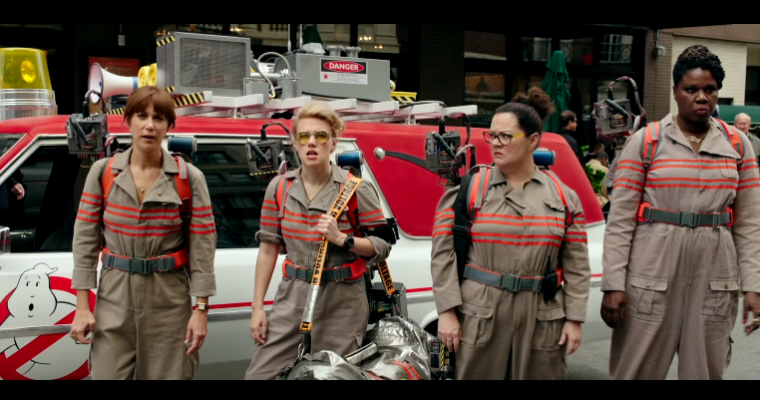 Review: The New 'Ghostbusters' and Ecto-1