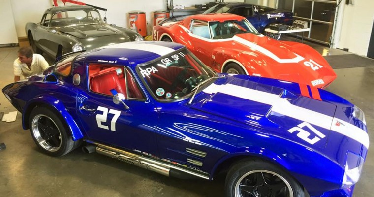 National Corvette Museum Adds Two Gorgeous '60s Race Cars to Exhibits