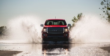 GMC Canyon Defends its Crown in 2016 Midsize Pickup Truck Challenge
