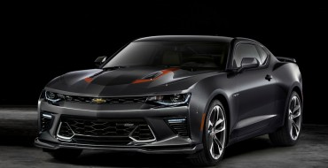 Chevrolet Offering Left-Hand Drive Camaro in UK for $41,100