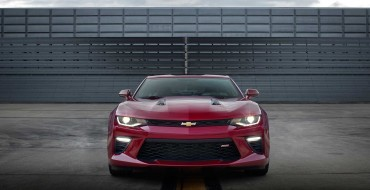 2017 Chevrolet Camaro Overview