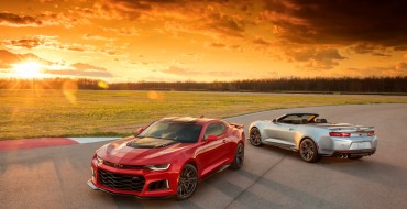 The New Camaro ZL1 Can Reach 60 MPH in First Gear