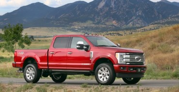 Ford Offering Test Drives of 2017 Super Duty Before It Reaches Dealerships