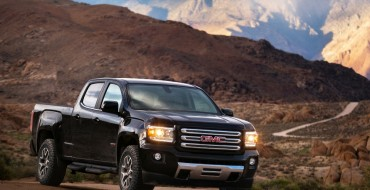 General Motors Announces Flabbergasting Changes for 2017 GMC Canyon