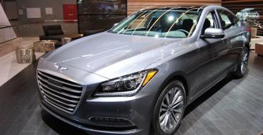 Genesis Motor America Sales Strong in November, Continuing Successful Year