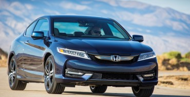 2017 Honda Accord Coupe Overview