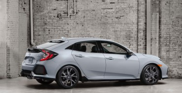 2017 Honda Civic Hatch and Sedan Debuts Set for Paris Motor Show