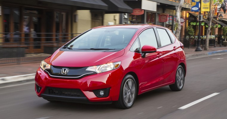 2017 Honda Fit Goes on Sale Today for $15,990