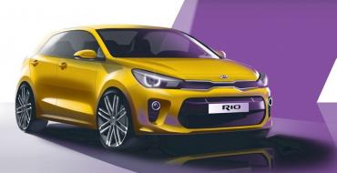 All-New Kia Rio Set to Make World Debut in Paris