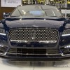 2018 Lincoln Continental Overview