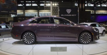 MKZ, MKX Lead Lincoln to 7 Percent Sales Increase in August