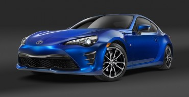 2017 Toyota 86 Pricing Set at $26,255