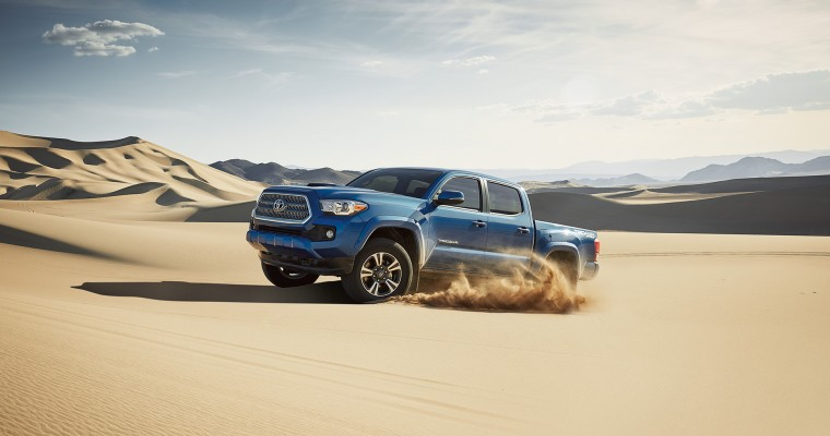 2017 Toyota Tacoma Overview
