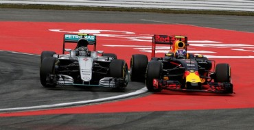 2016 German Grand Prix Recap: Radio Up, Rosberg Down