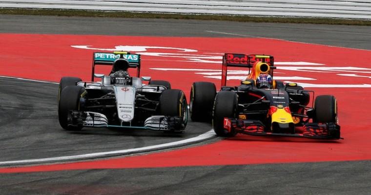 2016 German Grand Prix Recap: Radio Up, Rosberg Down