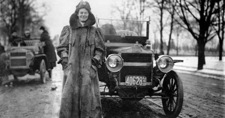 Gilmore Car Museum Showcases Impact of Women on Automotive Industry