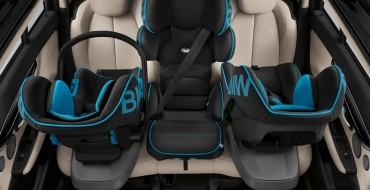 European BMW Car Seats Are Pretty Darn Sharp