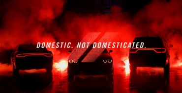 Dodge Shows Wild Side with New 'Domestic. Not Domesticated.' Tagline