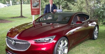 Buick Avista Earns Two Trophies at 2016 North American Concept Vehicle Awards