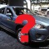 Facelifted 2018 Mazda CX-5 Spotted at Southern California Gas Station
