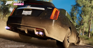 Cadillac CTS-V to be Featured in New Forza Horizon 3 Video Game