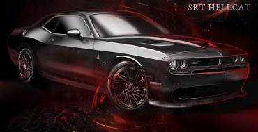 Carlex Design Dodge Challenger Hellcat Looks Out of This World