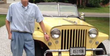Ohio Jeep Lover Restores 1948 Jeepster After Six Decades