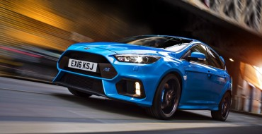 2016 Ford Focus RS Getting Mountune Power Upgrade Package in Europe