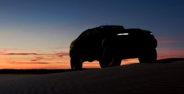 GM and US Army Create Chevy Colorado-Based Fuel Cell Electric Vehicle