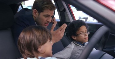 [VIDEO] Adorable British Kids Get VIP Tour of New Hyundai Cars