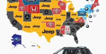Jeep Considered Most Popular New Car in Recent Study