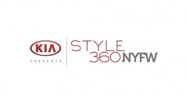 Kia Style360 Struts Its Stuff During New York Fashion Week