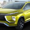 Mitsubishi Unveils XM Concept Crossover SUV in Indonesia