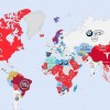 Check Out This Map of the World's Most Googled Car Brands