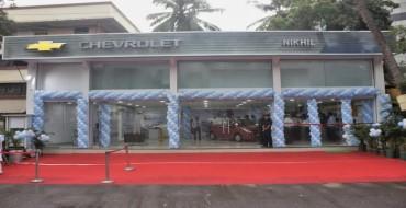 Chevrolet India Inaugurates New Mumbai Dealership