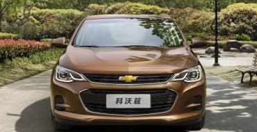 GM China Sales Set New October Record