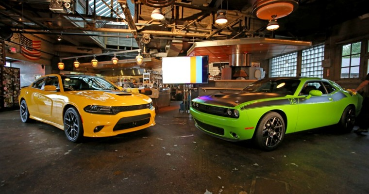 2017 Dodge Charger Daytona and Challenger T/A Will Knock Your Socks Off