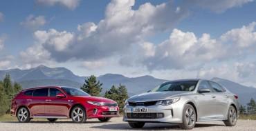 Kia Adds Optima PHEV, Sportswagon to UK Lineup
